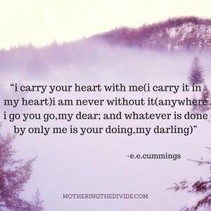 I carry for blog